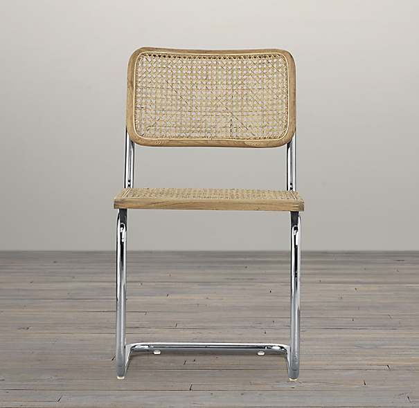 Fantastic Bauhaus Side Chair WY96