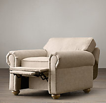 Classic Lancaster Upholstered Recliner