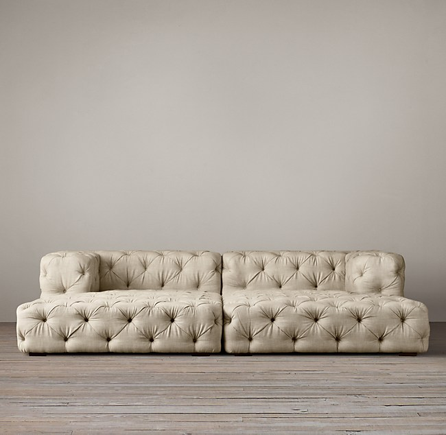 Well-known Soho Tufted Daybed GJ55