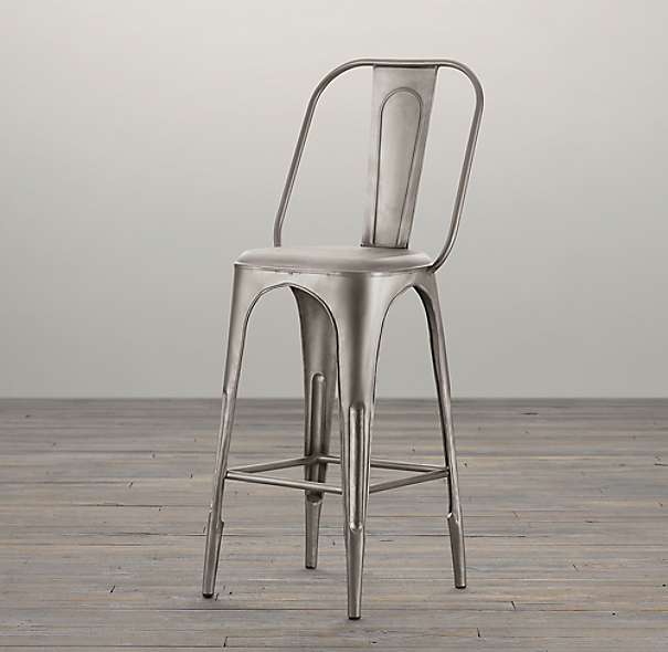 Counter Stools Restoration Hardware: Remy Stool