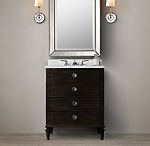 Maison Powder Room Vanity