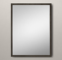 Metal Framed Mirror Collection