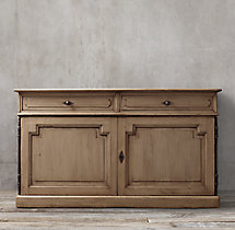 Montpellier Panel 2-Door Sideboard