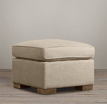 Collins Upholstered Ottoman