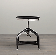 1940s Vintage Toledo Dining Stool End Dated Disc Sold Out