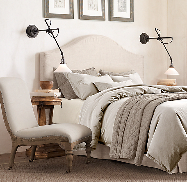 Garment Dyed Sateen Bedding Collection