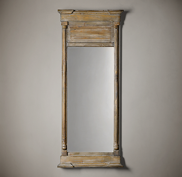 Trumeau Mirrors - Natural