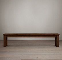 Salvaged Bench