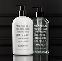Soap & Lotion Collection - Provençal Bath