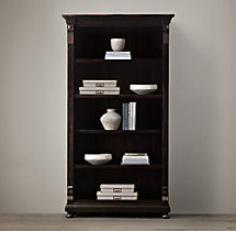 St. James Panel Single Shelving