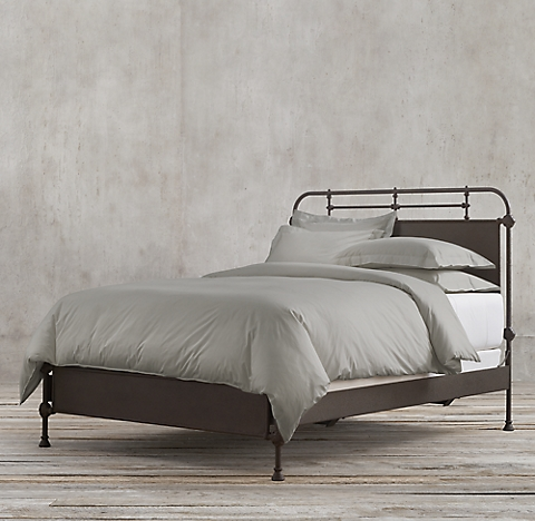 French Academie Panel Bed Collection