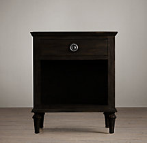 "Maison 24"" Open Nightstand"