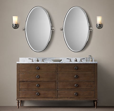 All Double Vanities | RH