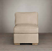 Collins Upholstered Armless Chair