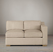 Collins Upholstered Right-Arm Sofa