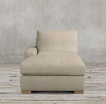 Maxwell Upholstered Left-Arm Chaise