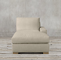 Maxwell Upholstered Right-Arm Chaise