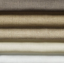 Belgian Heavyweight Textured Linen Swatch