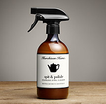 Spit & Polish Stainless Steel Cleaner