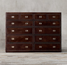 Marseilles 12-Drawer Dresser