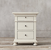 "St. James 24""  Closed Nightstand"