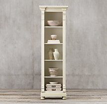 St. James Panel Narrow Single Shelving