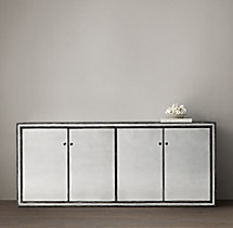 Strand Mirrored Sideboard Large