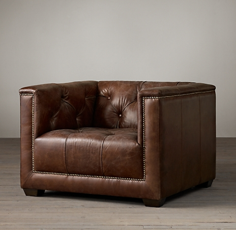 Savoy Leather Chair