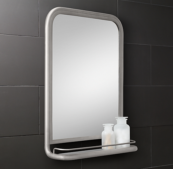 Astoria Mirror With Tray