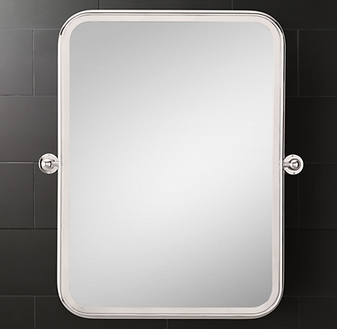 Bathroom Pivot Mirror pivot mirrors | rh