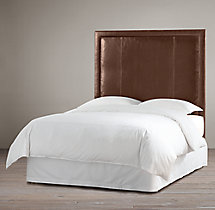 Wallace Leather Headboard