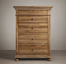 St. James 5-Drawer Narrow Dresser