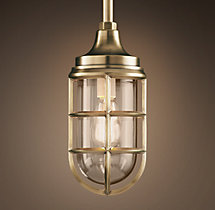 Starboard Pendant