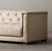 7' Savoy Upholstered Sofa