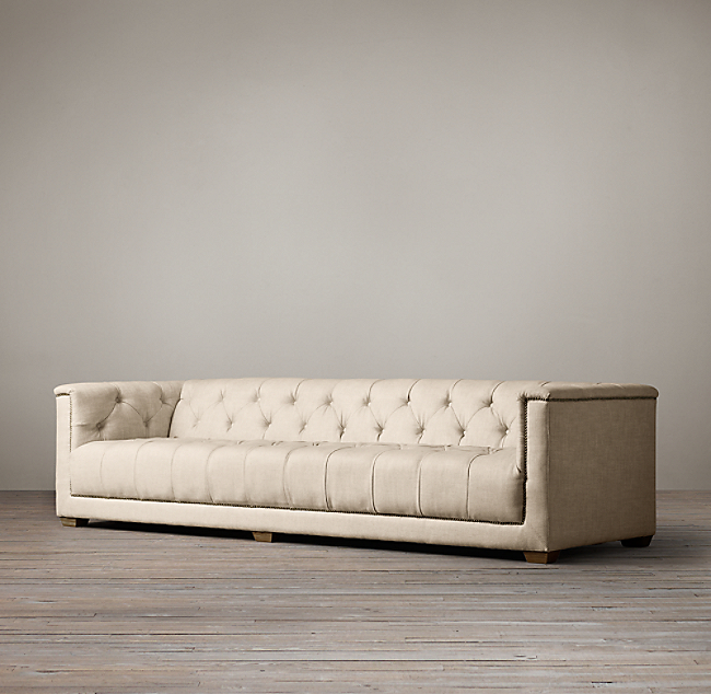 Savoy Upholstered Sofa
