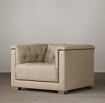 Savoy Upholstered Chair