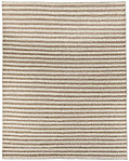 Braided Stripe Rug - Oatmeal