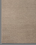 Braided Felt Rug - Taupe