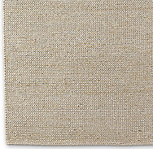Hand Braided Jute Rug Linen Swatch