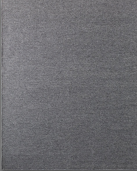 Heathered Flatweave Rug - Charcoal