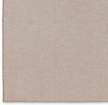 Heathered Flatweave Rug Swatch - Taupe