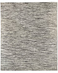 Striated Flatweave Rug - Grey