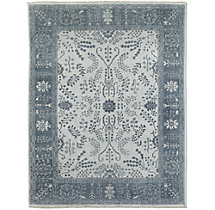 Nava Rug - Light Grey