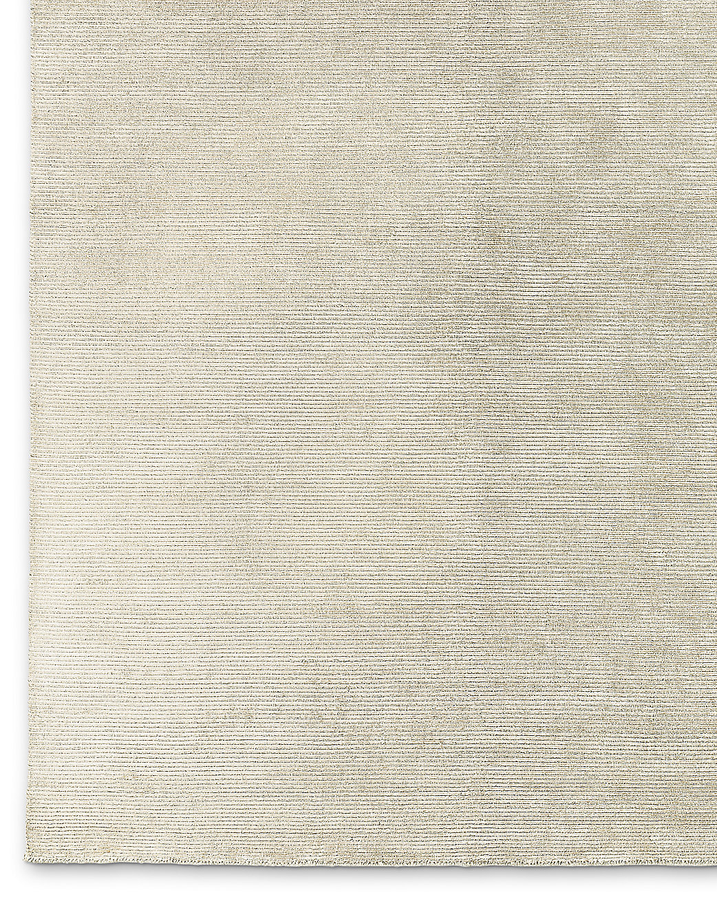 Textured Cord Rug - Ivory