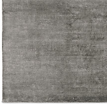 Textured Cord Rug Swatch - Charcoal