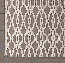 Concerto Rug Swatch- Charcoal