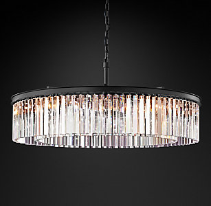Chandelier collections rh more finishes mozeypictures Images