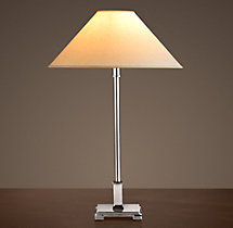 Classic Candlestick Table Lamp