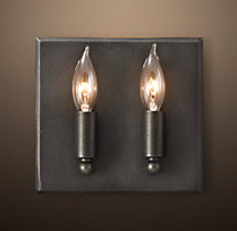 Camino Double Sconce