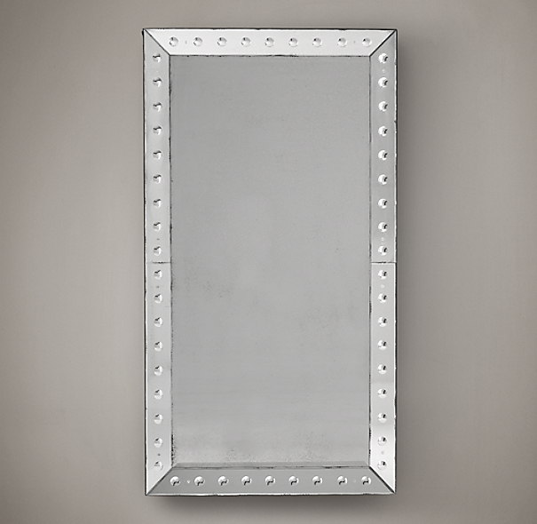 18Th C. Venetian Glass Beveled Mirrors
